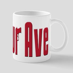 Arthur ave Mug