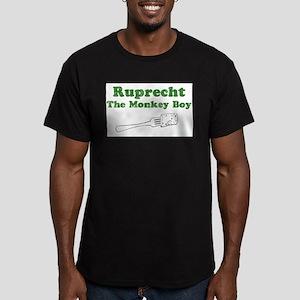 Ruprecht (Retro Wash) Men's Fitted T-Shirt (dark)