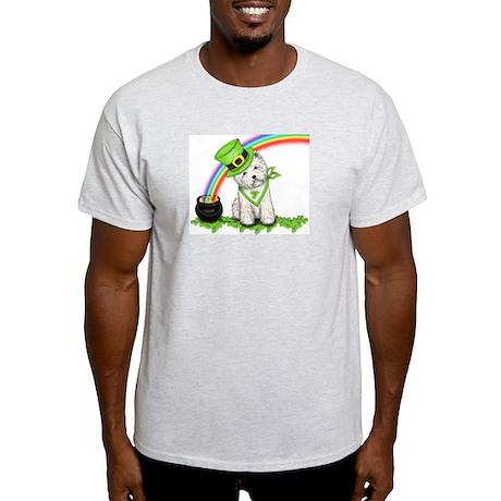 Shamrock Westie Light T-Shirt
