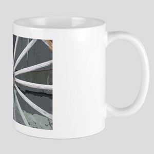 Wagon Wheel Mug
