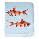 goonch catfish baby blanket