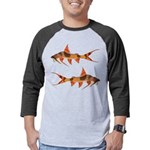 goonch catfish Mens Baseball Tee