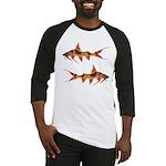 goonch catfish Baseball Jersey