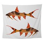 goonch catfish Wall Tapestry
