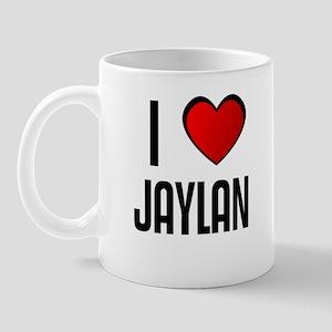 I LOVE JAYLAN Mug