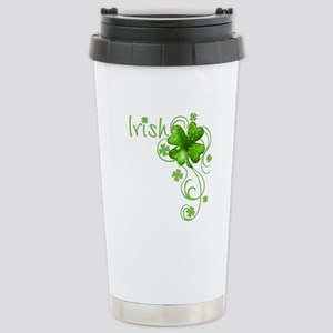 Irish Keepsake Stainless Steel Travel Mug