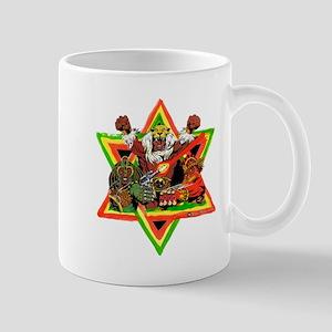 Rasta Trio Mug
