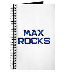 max rocks Journal