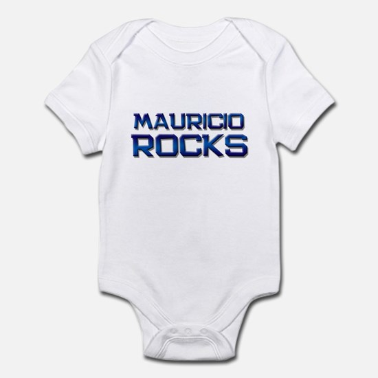 mauricio rocks Infant Bodysuit