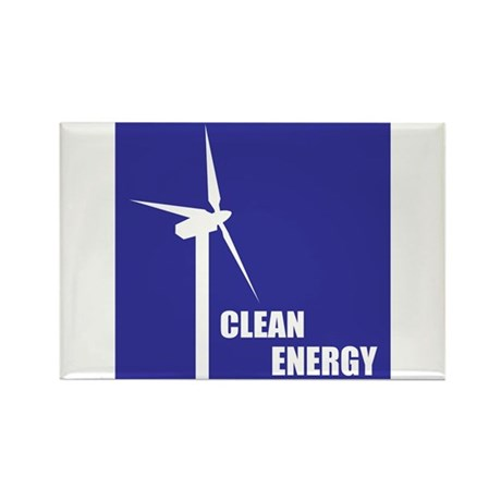 Clean Energy Rectangle Magnet