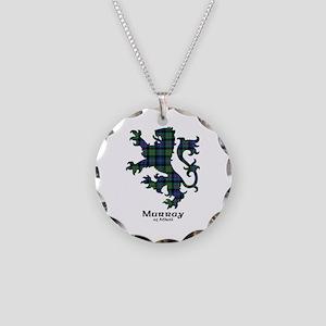 Lion-MurrayAtholl Necklace Circle Charm