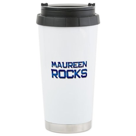 maureen rocks Stainless Steel Travel Mug