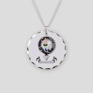 Badge-MurrayAtholl Necklace Circle Charm