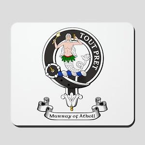 Badge-MurrayAtholl Mousepad