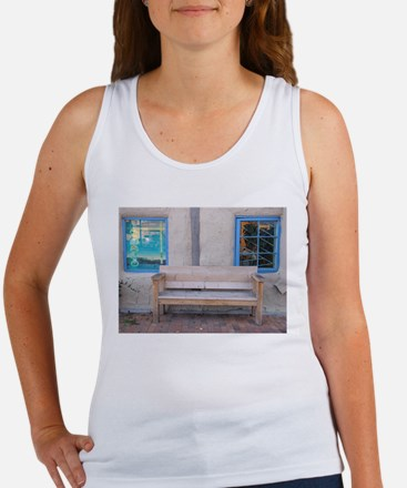 """RELIEF"" for the Altitude Ch Women's Tank Top"