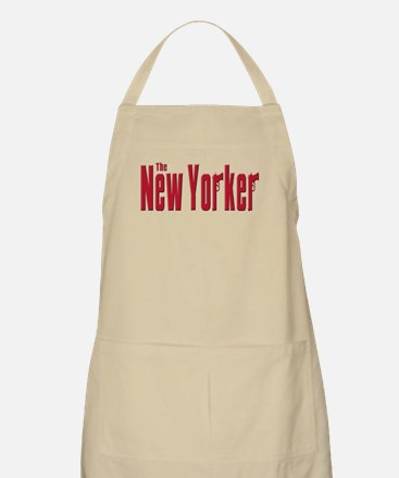 The New Yorker BBQ Apron