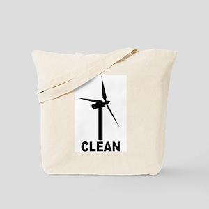Clean Tote Bag