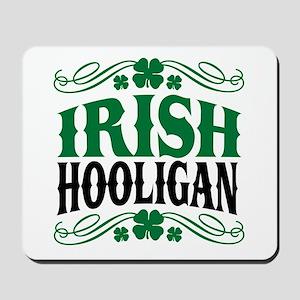 Irish Hooligan Mousepad