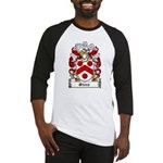 Steen Coat of Arms Baseball Jersey