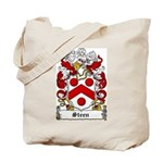 Steen Coat of Arms Tote Bag