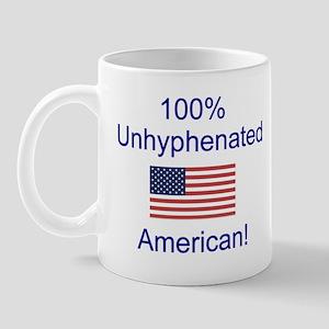 Unhyphenated American Mug