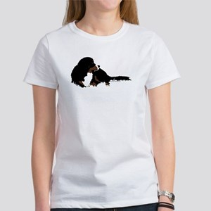 Big paw dog flat T-Shirt