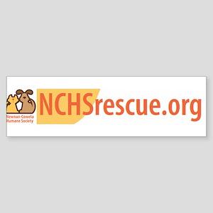 Newnan-Coweta Humane Society Bumper Sticker