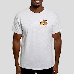 Newnan-Coweta Humane Society Light T-Shirt