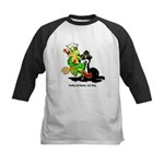 US Navy Freddy & Sammy Kids Baseball Jersey