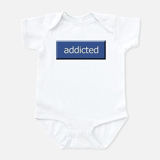 Addicted to FB - Infant Bodysuit
