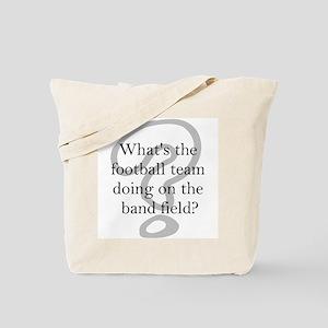 Band Tote Bag