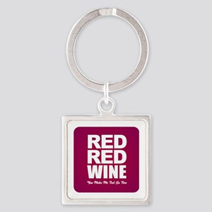 Red Red Wine Keychains