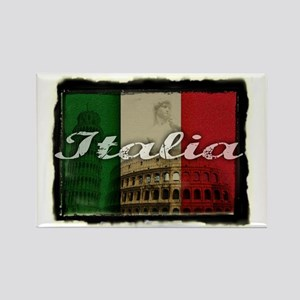 Italian pride Rectangle Magnet