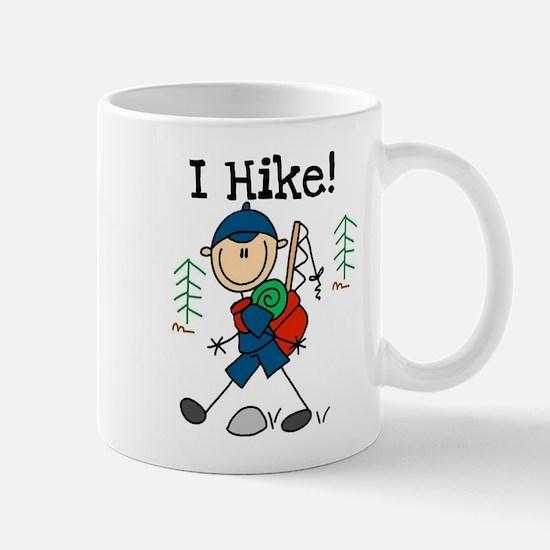 I Hike Mug