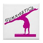 Gymnastics Tile Coaster