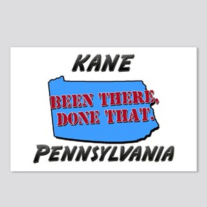kane pennsylvania - been there, done that Postcard