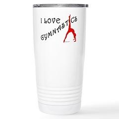 Gymnastics Travel Mug - Love
