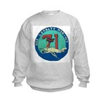 USS LOYALTY Kids Sweatshirt