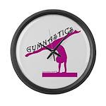 Gymnastics Clock