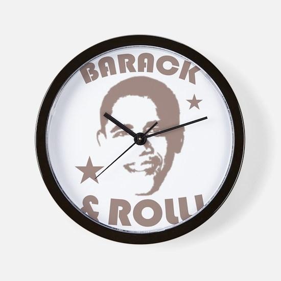Unique Obama funny Wall Clock
