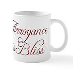 Arrogance Mug