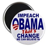 "Impeach Obama 2.25"" Magnet (100 pack)"