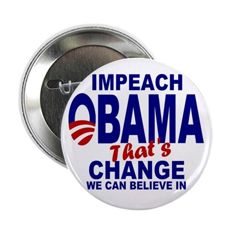 "Impeach Obama 2.25"" Button"