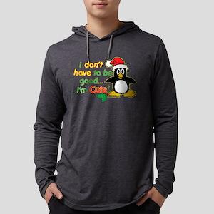 I'm Cute! Penguin Long Sleeve T-Shirt