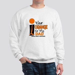 I Wear Orange For My Dad 9 KC Sweatshirt