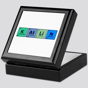 Katlin Keepsake Box