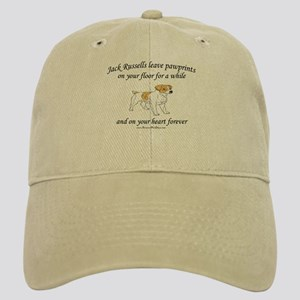 Jack Russell Pawprints Cap