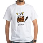 Primootive White T-Shirt