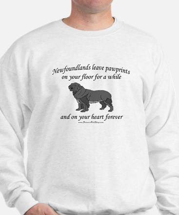 Newfoundland Pawprints Jumper