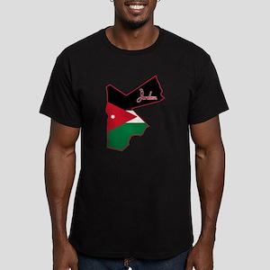Cool Jordan Men's Fitted T-Shirt (dark)